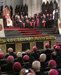 S.S. Benedicto XVI en Brasil