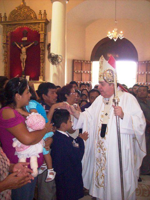 """""""Que la multitud de santos en el cielo no permitan nunca que el aborto sea legalizado en el Perú"""""""