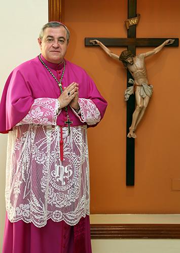 Mons. José Antonio Eguren