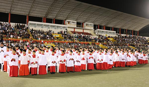 DEL X CONGRESO NACIONAL EUCARÍSTICO Y MARIANO - Arzobispado de Piura